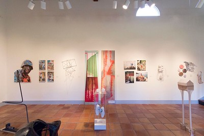 BFA & BA Senior Portfolio Exhibition Fall 2013, Installation View