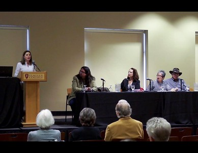 Re-Riding History: From the Southern Plains to the Matanzas Bay, Symposium, February 12, 2015
