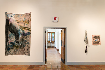 Kristan Kennedy, Sunday, Installation View.