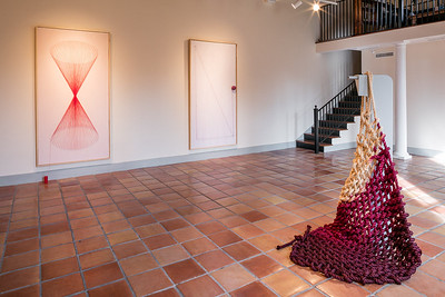 Krysten Cunningham, Layout, Installation View.