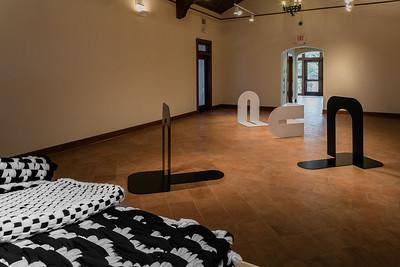 Krysten Cunningham, Layout, Installation View.