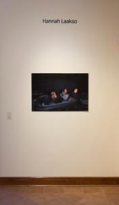 "Hannah Lasko, ""Perceived Recall,"" 2018 Acrylic paint on photographs, and photo album"