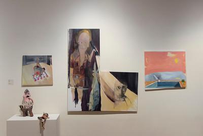 Noah McKenzie, BA installation view