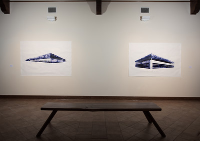 Gamaliel Rodriguez, A Third Way to Look at You, Installation View.