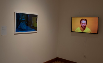 Mark Zimmerman, installation view
