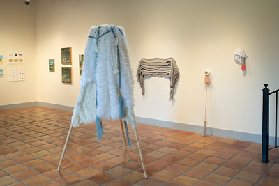 Faculty Exhibition Fall 2019, installation view