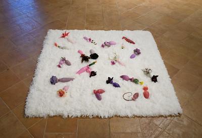 Leslie Robison, installation view