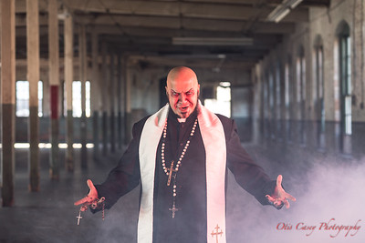 Father Evil Shoot 2017