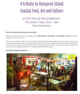 Art Feast Opening
