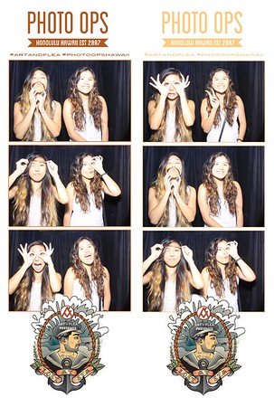 Art & Flea June (Stand Up Photo Booth)