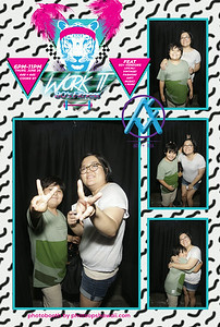 Art & Flea - Work It (Stand Up Photo Booth)