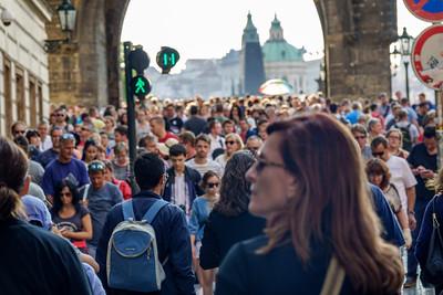 Kirah in Prague
