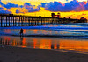Southern California Sunset Series : Southern California has some of the most stunning scenery in the world.  Our beaches provide colorful and dynamic sunsets.  Here are some of my favorites.