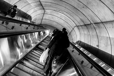 Dystopian Metro
