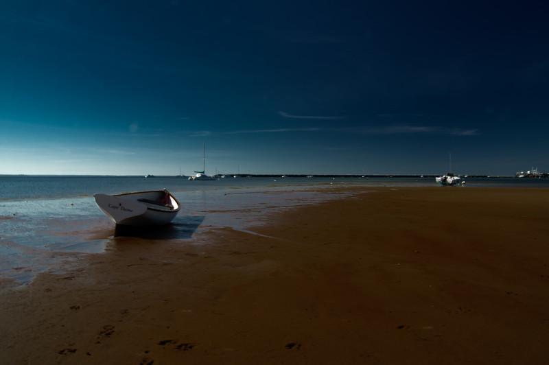 Boat - Left