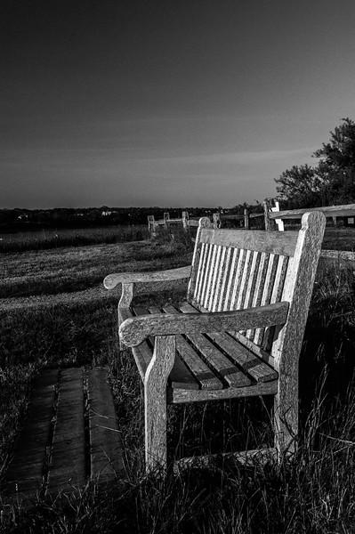 My Retirement Chair