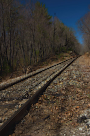 Tracks - Upton - #1