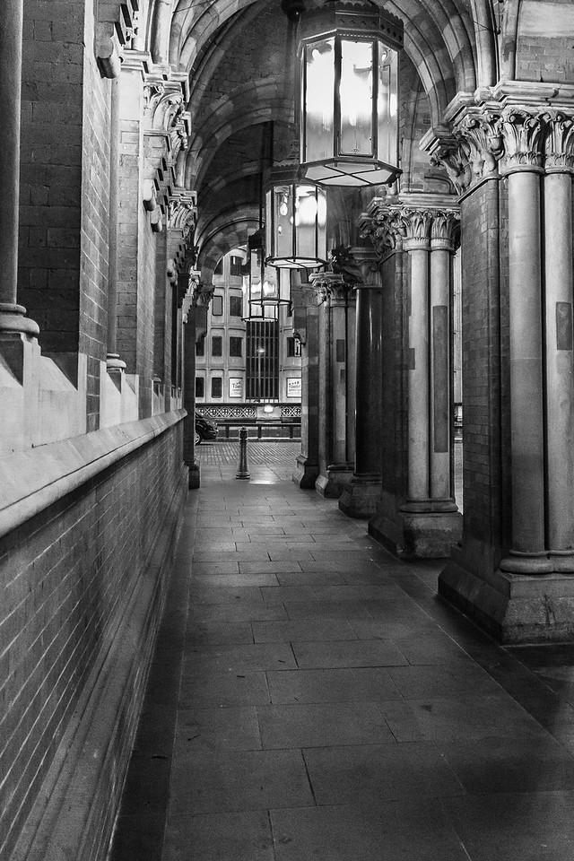 St. Pancras Walkway