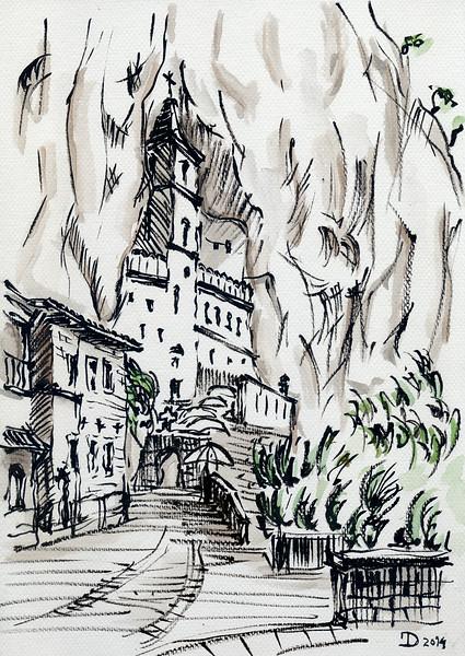Monaster Ostrog, Montenegro