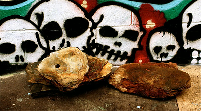 Punk Rock Skulls