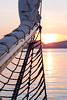 Bowsprit at Sunset #2