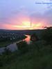 Дністер післягрозове небо, червень 2016