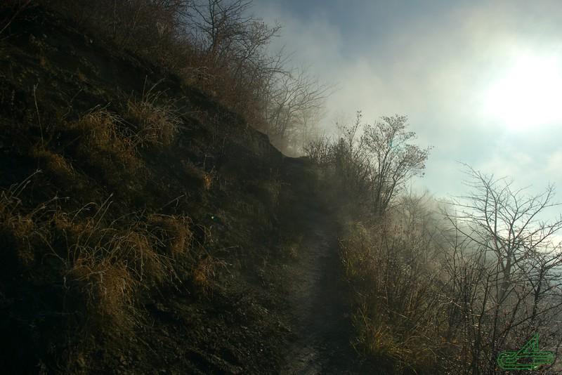 """Заліщики. 2015, грудень, 21. Схили """"димлять"""""""