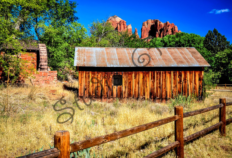 Sedona Arizona landmark -21