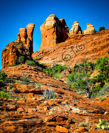 Sedona Arizona landmark -16
