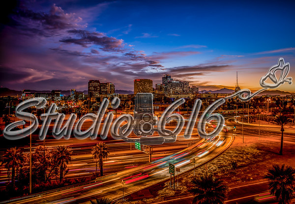 Downtown Phoenix Monsoon - Studio 616 Photography 1 (1 of 1)
