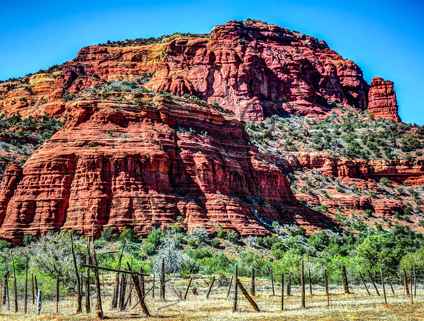 Sedona Arizona landmark -13