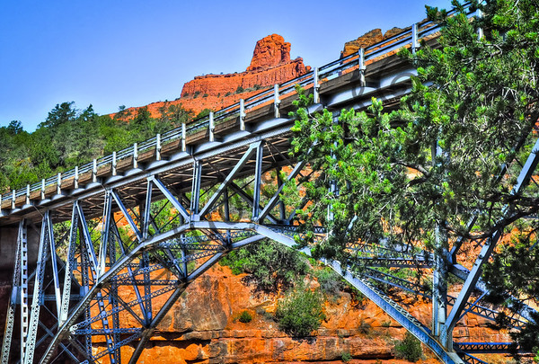 Sedona Arizona landmark -10