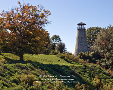 This lighthouse is in Barcelona, New York on the Shores of Lake Erie.  Taken on an autumn day in the late afternoon in 2008.