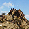 Station of the Cross - Mount Cristo Rey, El Paso, TX - Oil Painting