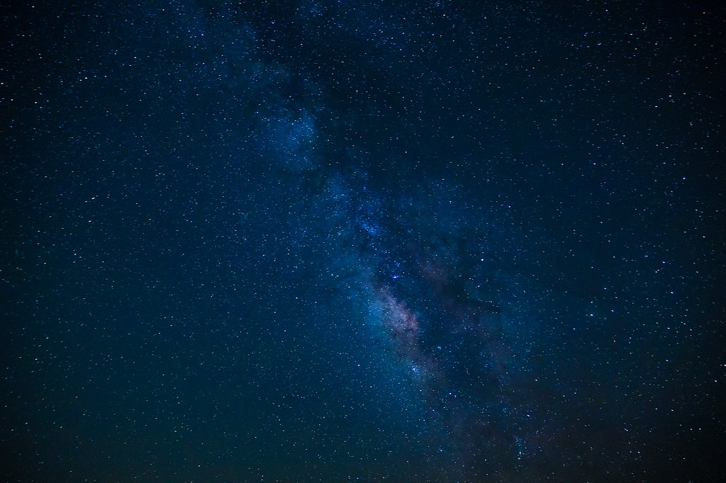 The Milky Way | Fayoum Desert