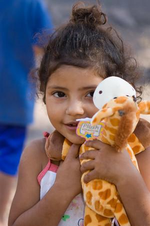 Toys For Tots in Puerto Vallarta, Mexico