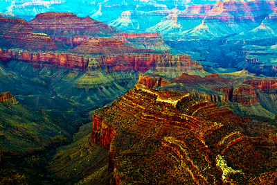 The Grand Canyon from Grandview Overlook AZ_18x12x300_0015