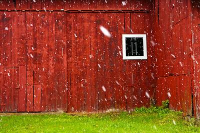 First Snow New Glarus WI_18x12x14_7011
