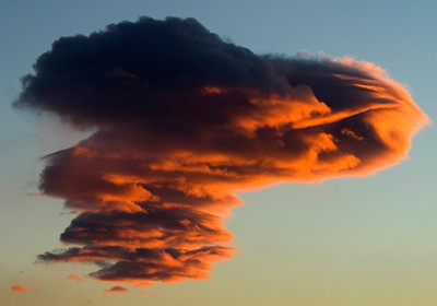 sunset cloud mohave 1