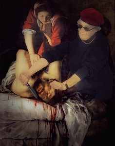 Assassinating with Gentileschi