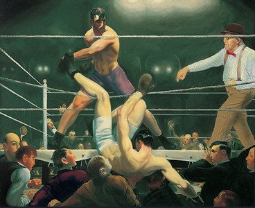In the Ring with George Bellows