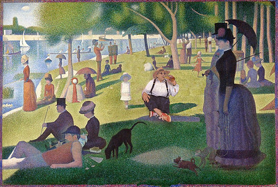 Sunday outing with Seurat