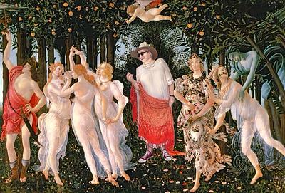 Springtime with Botticelli