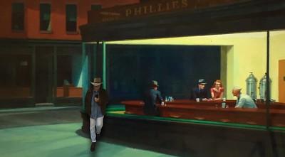 Nighthawking with Hopper