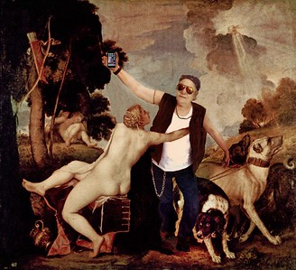 To the Rescue with Titian