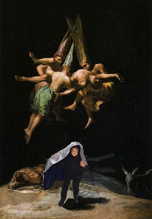 Witching with Goya