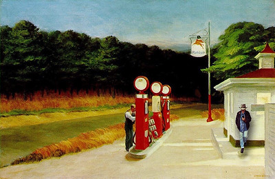 Waiting with Hopper