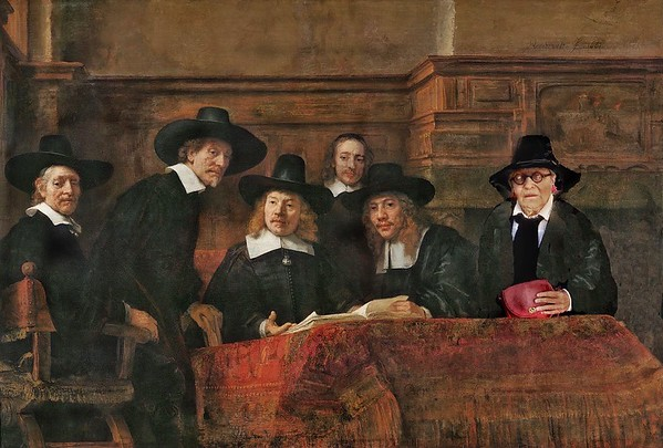 Guilding with Rembrandt