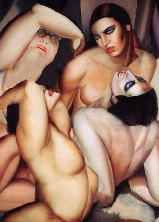 Saturnalia with de Lempicka