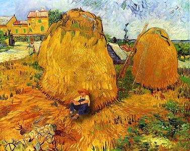 Summering with van Gogh